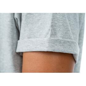Cube Organic T-Shirt Ice Cream Damen grey